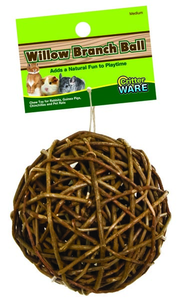 "Willow Branch Ball 4"" - Click Image to Close"