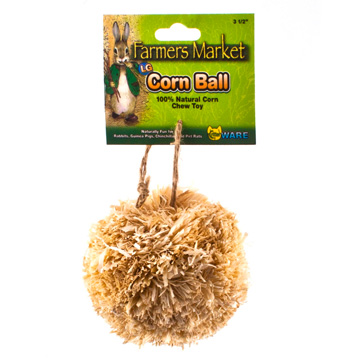Farmers Market Corn Balls by Ware Mfg.