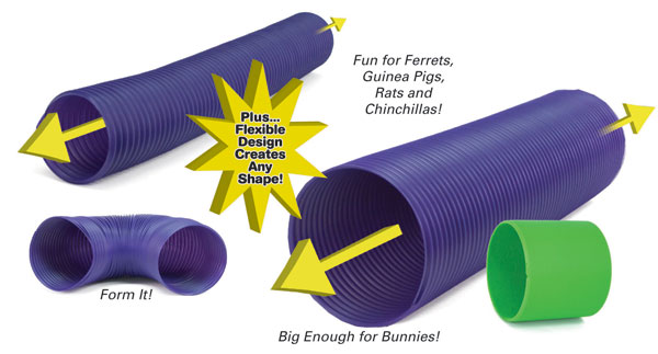 Fun Tunnels by Ware Mfg.