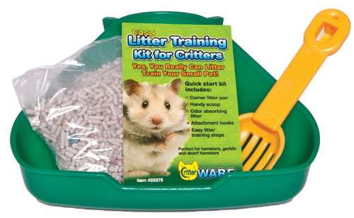 Critter Litter Training Kit by Ware Mfg.