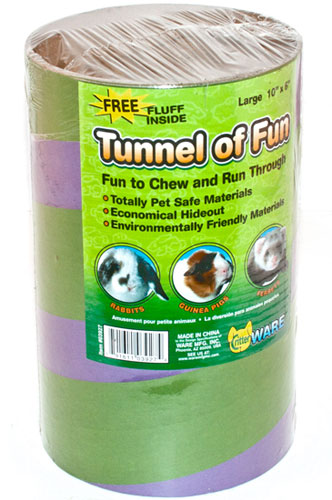 Tunnels of Fun by Ware Mfg.