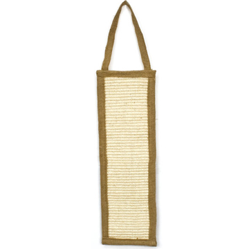 CatWare Kitty Burlap Door Hanger