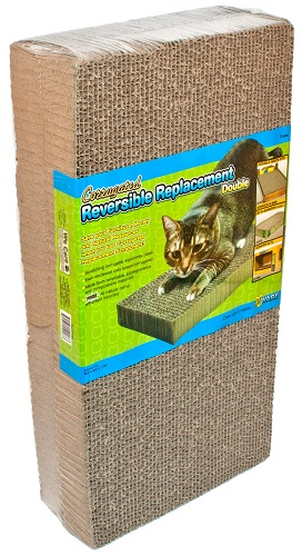 CatWare Reversible Replacement Scratchers 2 pack Double - Click Image to Close