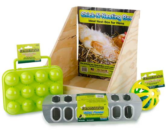 Pet Chicken Complete Kit by Ware Mfg.