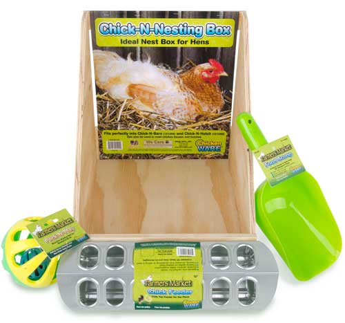 Chicken Feed-N-Fun Kit by Ware Mfg.