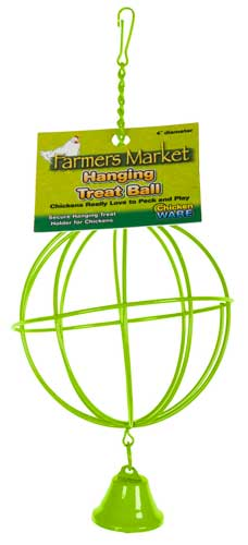 Farmers Market Hanging Treat Ball By Ware Mfg.