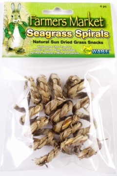 Farmers Market Seagrass Spiral Chews by Ware Mfg.