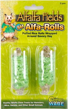 Alfalfa Fields Alfa-Rolls by Ware Mfg.