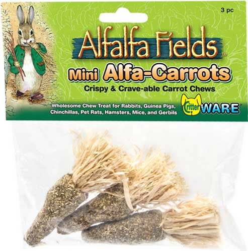 Alfalfa Fields Mini Alfa-Carrots