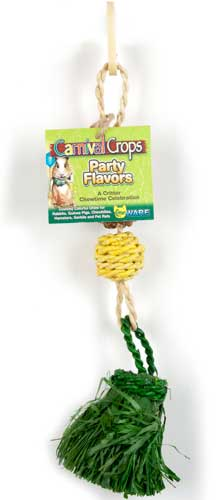 Carnival Crops Party Favors by Ware Mfg.