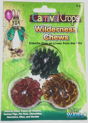 Carnival Wilderness Chews 3 pack