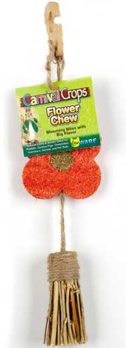 Carnival Crops Flower Chew by Ware Mfg.