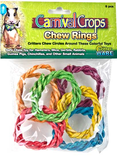 Carnival Crops Chew Rings