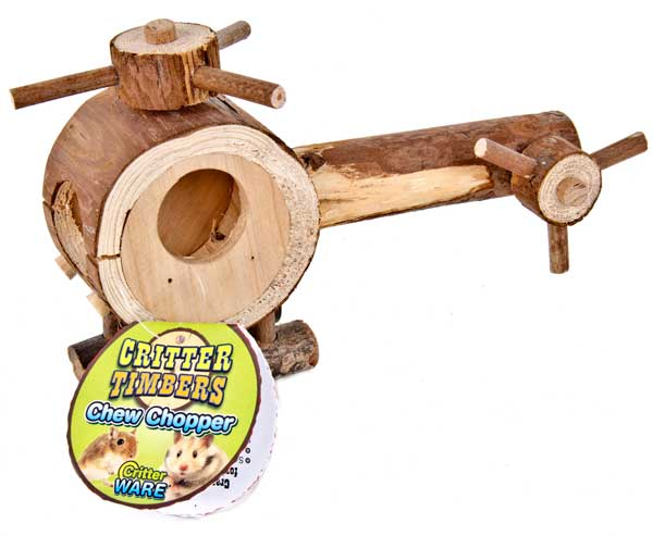 Critter Timber Chew Chopper