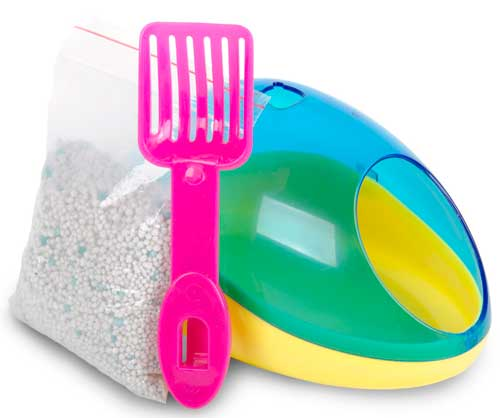 Critter Potty & Dust Bath Kit