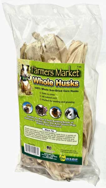 Farmers Market Whole Husk Bedding by Ware Mfg.