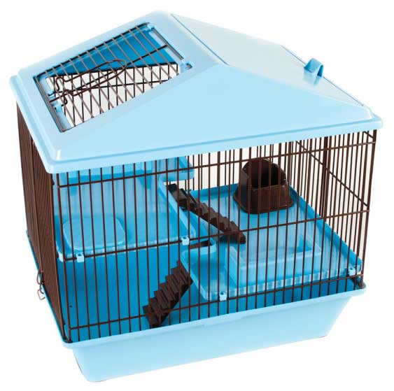 "Animal House 16"" 3 Level Cage by CritterWare"