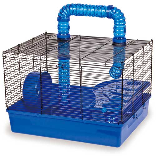 "Critter Universe Tube Time 20"" Cage by Ware Mfg. - Click Image to Close"