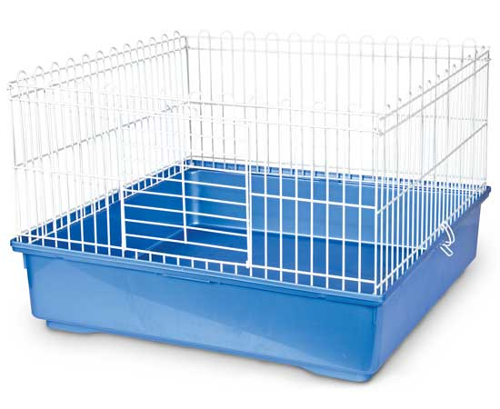 Pig Pen Guinea Pig Cage - Click Image to Close