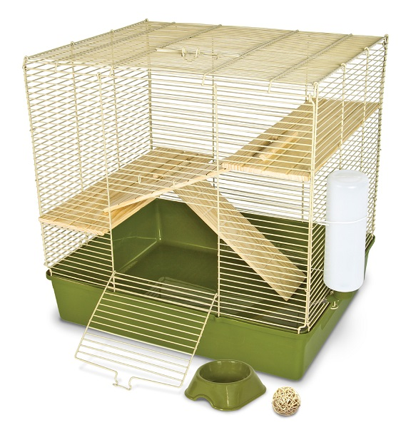 Naturals Three Level Rat Cage 19""