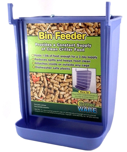 The Bin Feeder