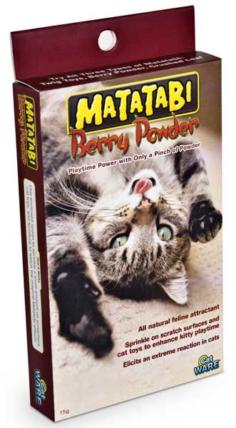 Matatabi Berry Powder