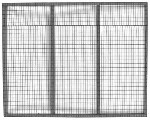 Replacement Floor Grid for HD Double Hutch (WA 01551)