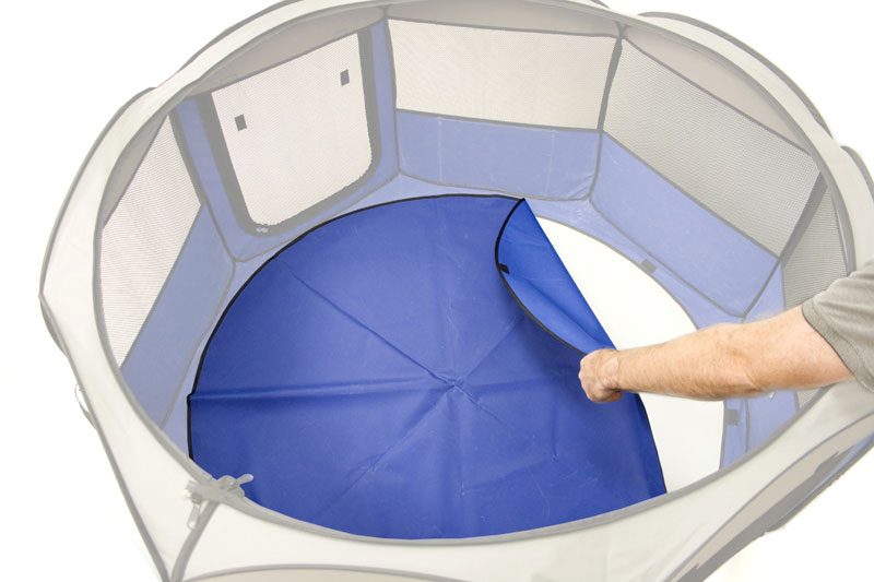 Replacement Floor Cover for Pop-Up Playpens by Ware Mfg.