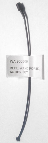 Replacement Wand for Remote Control Action Toy (WA 00980)