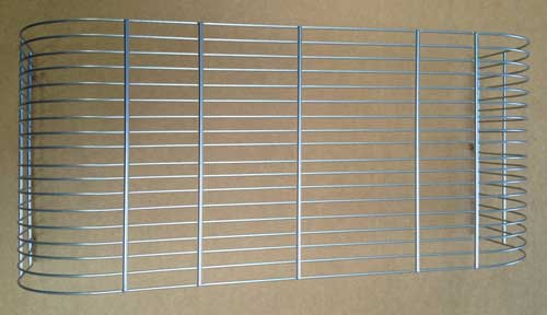 Replacement Back Wire Panel for Critter Universe Cages by Ware