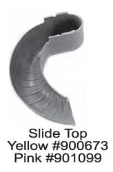 Replacement Slide Top for Spin City Cages by Ware Mfg