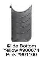 Replacement Slide Bottom for Spin City Cages by Ware Mfg.