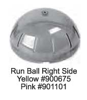 Replacement Spin City Run Ball Right Side by Ware Mfg.