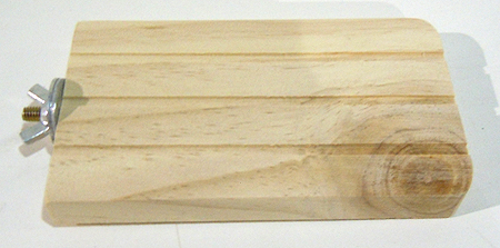 Replacement Wood Ledge for Medium & Large Natural Living Cages