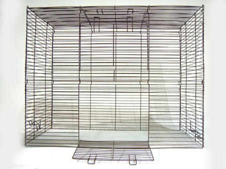 Replacement Wire Cage Body for Large Natural Living Cage
