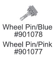 Replacement Wheel Pin for Animal House Cages