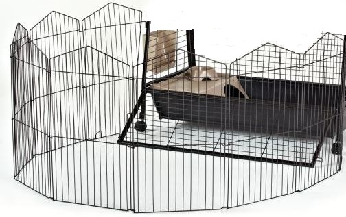 Replacement Play Yard Oxbow Guinea Pig & Dwarf Rabbit Habitat 36