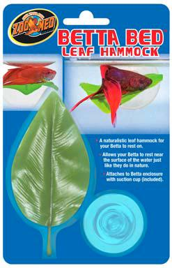 Betta Bed Leaf Hammock by ZooMed