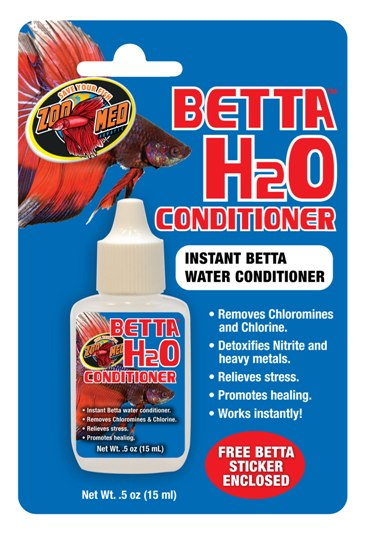 Betta H20 Conditioner by ZooMed