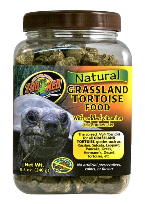 Zoo Med Natural Grassland Tortoise Diet #5