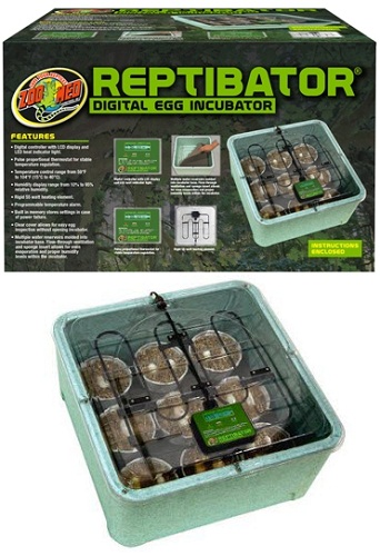 The ReptiBator� Digital Egg Incubator by ZooMed